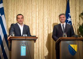 Αλ. Τσίπρας: Η Ελλάδα στις Πρέσπες ξεκλείδωσε την Ευρωπαϊκή προοπτική των Δ. Βαλκανίων - Κεντρική Εικόνα