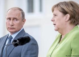 Μέρκελ - Πούτιν: μία ιδιαίτερη σχέση - Κεντρική Εικόνα