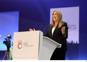 Γεννηματά στη ΔΕΘ: Να ηττηθεί στρατηγικά ο ΣΥΡΙΖΑ - Δεν αποτελεί λύση η επιστροφή της Δεξιάς - Κεντρική Εικόνα