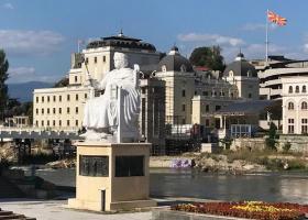 Έκλεισαν οι κάλπες στη Βόρεια Μακεδονία - Υψηλό το ποσοστό αποχής - Κεντρική Εικόνα