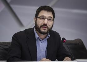 Ηλιόπουλος: Η ΝΔ θέλει ασυλία και άβατα εργοδοτικής ανομίας για τους ισχυρούς - Κεντρική Εικόνα