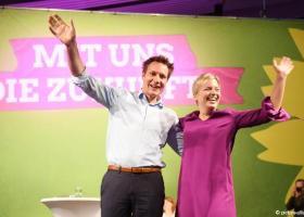 Πράσινοι, το νέο κόμμα της αστικής τάξης - Κεντρική Εικόνα