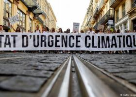 Διαδηλώσεις μαθητών για το κλίμα στη Γαλλία - Κεντρική Εικόνα