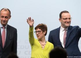 Σε «γυναικεία χέρια» θα παραμείνει το CDU; - Κεντρική Εικόνα