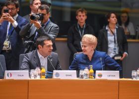 Τσίπρας: Να προστατευθεί η πολιτική συνοχή και η ΚΑΠ στην ΕΕ - Κεντρική Εικόνα