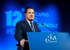 Άδωνις Γεωργιάδης: Η χώρα χρειάζεται πολιτική σταθερότητα - Κεντρική Εικόνα