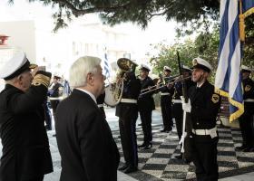 Παυλόπουλος: Χτίζουμε το μέλλον μας υπερασπιζόμενοι τα εθνικά μας θέματα και δίκαια - Κεντρική Εικόνα