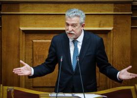 Αποστάσεις Κοντονή από τη γραμμή ΣΥΡΙΖΑ για την αναθεώρηση του Συντάγματος - Κεντρική Εικόνα