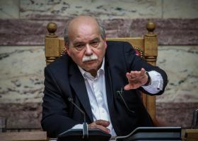 Βούτσης: Ο κόσμος πρέπει να καταλάβει πόσο μεγάλη υποκρισία υπήρξε για τις Πρέσπες - Κεντρική Εικόνα