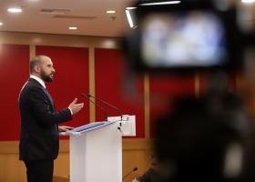 Τζανακόπουλος: Ψήφος εμπιστοσύνης στα μέτρα ή επιστροφή στα μαύρα χρόνια του μνημονίου - Κεντρική Εικόνα