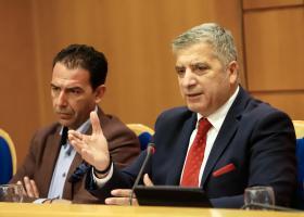 ΚΕΔΕ: Ο Χαρίτσης είναι αντίθετος με τη μεταφορά των ταμειακών διαθεσίμων των ΟΤΑ στην ΤτΕ - Κεντρική Εικόνα