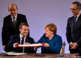 Από τη Συνθήκη των Ηλυσίων στη Συνθήκη του Άαχεν - Κεντρική Εικόνα