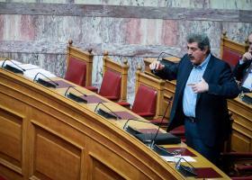 Στουρνάρας: Βάναυση θεσμική εκτροπή - Για σπίλωση μιλάει ο Πολάκης - Κεντρική Εικόνα
