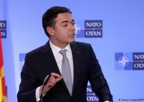 Ντιμιτρόφ: Η Συμφωνία των Πρεσπών δημιουργεί προοπτικές - Κεντρική Εικόνα