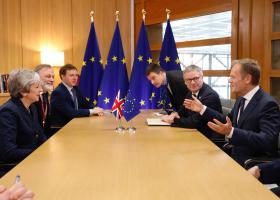 Ευρωπαίοι ηγέτες για Brexit: «Ναι μεν αλλά...» για την παράταση που ζητεί το Λονδίνο - Κεντρική Εικόνα