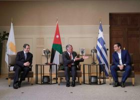 Μήνυμα υπέρ της σταθερότητας και της ειρήνης στην Αν. Μεσόγειο - Κεντρική Εικόνα