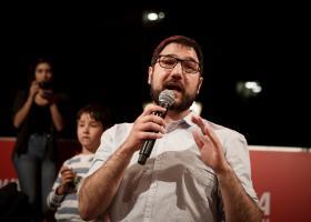 Ηλιόπουλος: Είναι τιμητικό να δουλέψεις για την πόλη που γεννήθηκες - Κεντρική Εικόνα