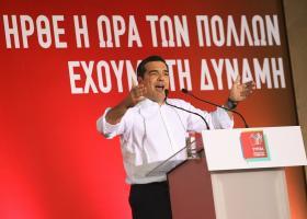 Τσίπρας: To πρόγραμμα της ΝΔ είναι χειρότερο και από αυτό του ΔΝΤ - Κεντρική Εικόνα
