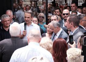 Μητσοτάκης: Ευθύνη μου να ενώσω τον ελληνικό λαό, όχι να τον διχάσω - Κεντρική Εικόνα