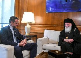 Νέα αρχή στις σχέσεις κράτους-Εκκλησίας, άκυρη η συμφωνία Τσίπρα - Κεντρική Εικόνα
