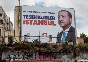«Eπίθεση φιλίας» Ερντογάν στους Κούρδους - Κεντρική Εικόνα