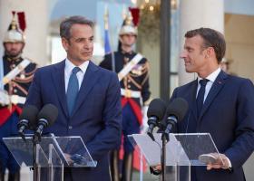 Κάλεσμα Μητσοτάκη σε γαλλικές εταιρείες να επενδύσουν στην Ελλάδα - Κεντρική Εικόνα