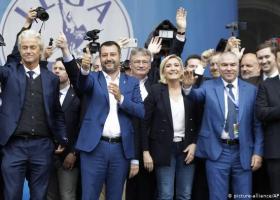 Το Συμβούλιο της Ευρώπης απορρίπτει τη συγκρότηση μιας πολιτικής ομάδας της ακροδεξιάς - Κεντρική Εικόνα