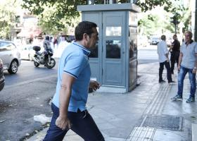Τα έξι βήματα για τον μετασχηματισμό του ΣΥΡΙΖΑ έθεσε ο Τσίπρας στην ΠΓ - Κεντρική Εικόνα