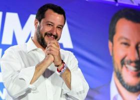 H νίκη της Λέγκας φέρνει τριγμούς στην κυβέρνηση Κόντε - Κεντρική Εικόνα