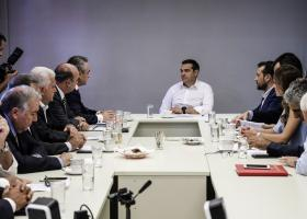 Ποια ζητήματα έθεσε η ΓΣΕΒΕΕ στη συνάντηση με τον Τσίπρα - Κεντρική Εικόνα
