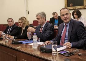 Θετική κατά πλειοψηφία η Επιτροπή Θεσμών για τα πρόσωπα στη διοίκηση της ΕΡΤ - Κεντρική Εικόνα