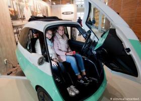Στην ηλεκτροκίνηση το μέλλον της αυτοκινητοβιομηχανίας - Κεντρική Εικόνα