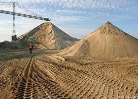 Η άμμος είναι ο νέος χρυσός - Κεντρική Εικόνα