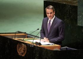 Μητσοτάκης: Η Ελλάδα δεν μπορεί να σηκώσει μόνη της το μεταναστευτικό - Κεντρική Εικόνα