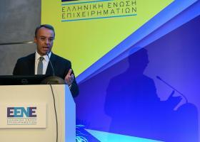 Σταϊκούρας: Οι εννέα στόχοι της κυβέρνησης για το 2019 - Κεντρική Εικόνα