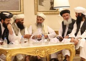 Τα βρίσκουν οι Αμερικανοί με τους Ταλιμπάν; - Κεντρική Εικόνα