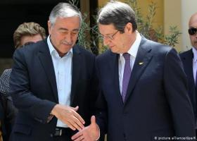 Έτοιμοι για τριμερή με τον ΓΓ του ΟΗΕ Αναστασιάδης και Ακιντζί - Κεντρική Εικόνα