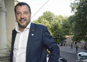 Με πρόωρες εκλογές απειλεί εκ νέου ο Σαλβίνι - Κεντρική Εικόνα