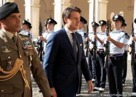 Ιταλία: Ζυμώσεις για το σχηματισμό της νέας κυβέρνησης - Κεντρική Εικόνα