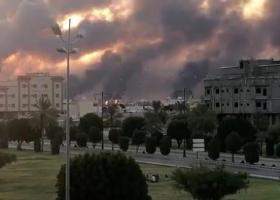 Παιχνίδι με τη φωτιά στην Αραβική Χερσόνησο - Κεντρική Εικόνα