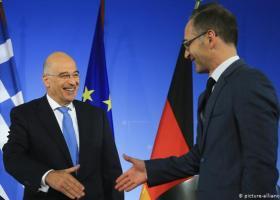 Κοινός βηματισμός Ελλάδας-Γερμανίας για την τουρκική προκλητικότητα - Κεντρική Εικόνα