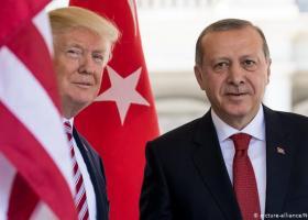 Ερντογάν - Τραμπ: Μια δύσκολη σχέση - Κεντρική Εικόνα