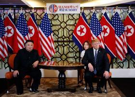 Χωρίς συμφωνία η Σύνοδος Τραμπ και Κιμ Γιονγκ Ουν - Κεντρική Εικόνα
