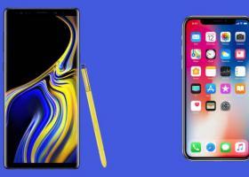 Galaxy Note9 VS iPhoneX: Αναμέτρηση γιγάντων στα 1.000 δολάρια (pics) - Κεντρική Εικόνα