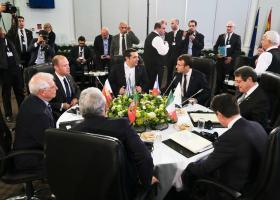 Κύπρος: Κρίσιμα θέματα για το μέλλον της Ευρώπης συζητούν οι ηγέτες των MED7 - Κεντρική Εικόνα