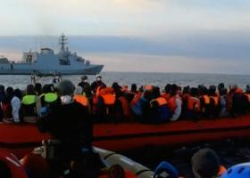 Είκοσι επιχειρήσεις διάσωσης Νότια της Σικελίας - Αγνοούνται 216 μετανάστες  - Κεντρική Εικόνα