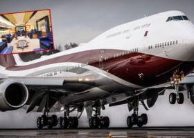 Το νέο αεροσκάφος του Ρετζέπ Ταγίπ Ερντογάν, δώρο από το Κατάρ - Κεντρική Εικόνα
