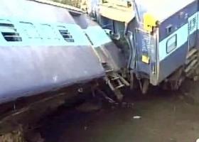 Ινδία: Τουλάχιστον δύο νεκροί και 40 τραυματίες από εκτροχιασμό τρένου - Κεντρική Εικόνα