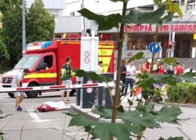 Γερμανία: Η αστυνομία κρατεί δύο άτομα στην πόλη Τσέμνιτς      - Κεντρική Εικόνα