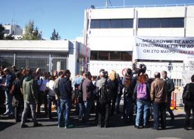 24ωρη απεργία στον Πήγασο - Κεντρική Εικόνα
